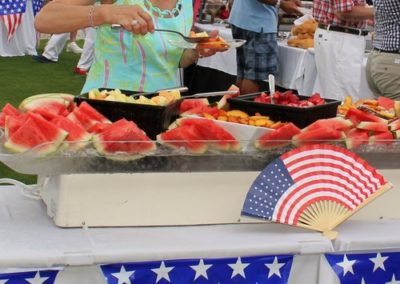 July 4th Celebration at Berkeley Hall Club